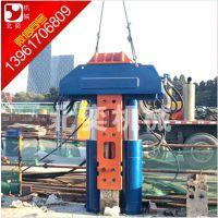 供应无锡市北奕BY-PM300LS液压拔桩机,一体拔桩机,专业拔桩设备