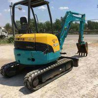 久保田155二手挖掘机出售价格行情分析