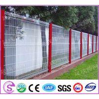 潮州生产浸塑绿色护栏网/揭阳双边铁丝网价格/防护网生产厂家