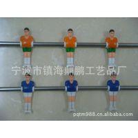专业生产 塑胶玩具动物公仔 足球小人 喷漆加工 喷油 喷漆模具
