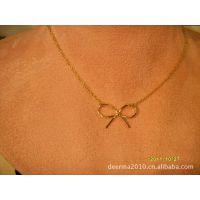 时尚蝴蝶项链
