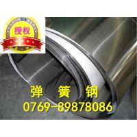 供应热轧带钢生产厂家 热销弹簧钢带c75s 弹簧钢板厂家直销