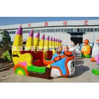 香蕉火车打地鼠,打地鼠的游乐设备,好玩的公园游乐设备许昌创艺游乐