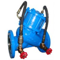 阀门型号HBDS701H-40C DN125 消防泵高压泵专用高压水力控制阀