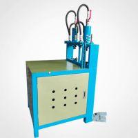 供应防盗网扶手槽钢冲弧机液压机