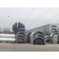 金属波纹管涵低价直销工期短、重量轻、安装方便