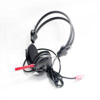 厂家供应 网吧耳机 电脑耳机带麦克风网吧专用布海绵套 可O单代工