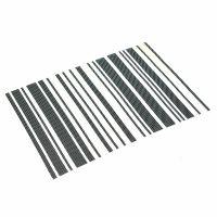 批发时尚长方形黑色条纹EVA隔热垫/杯垫/野餐垫 耐热耐磨抗菌阻燃