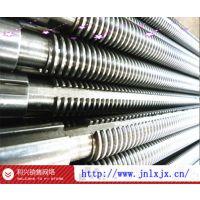 山东的生产厂家济宁利兴精密机械专业生产大型丝杠