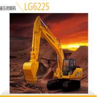 供应全新LG6225液压挖掘机中型龙工履带液压挖掘机