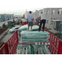 加油站声屏障 河南郑州国岳声障墙 隔音墙 噪音治理专家