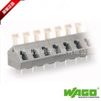 WAGO万可   可拼接PCB 接线端子条   256-502