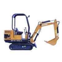 最小的农用挖掘机多少钱驭工YG15-8农用小挖机