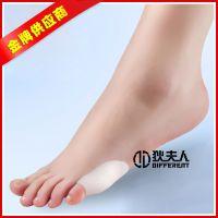 拇囊炎疼痛脚趾套 脚趾疼痛护理 拇指内翻矫正鞋垫 脚护理脚趾套