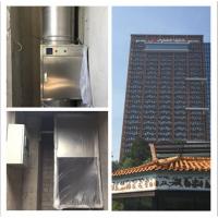 珠海万豪酒店不锈钢污衣槽工程