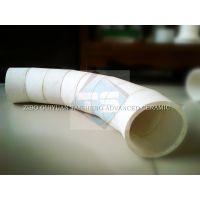 厂家直销 氧化铝陶瓷弯管