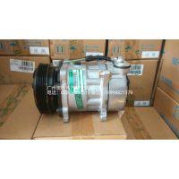 雪铁龙 神龙 富康原厂 三电贝洱 SE7H13 汽车空调泵 压缩机 冷气泵