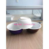 一次性塑料麻辣汤碗/米线碗生产批发商 可定制印刷