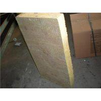 现在市场上的外墙保温岩棉复合板有几种