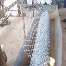 护坡勾花网厂家 勾花网配件 球场护栏网价格