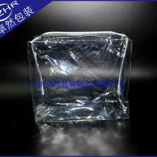 定做软骨拉链pvc袋电压透明化妆品袋磨砂礼品袋高档PVC自封防水袋
