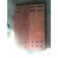 包工包料包送货-铜板切割加工-深圳创光提供紫铜排切割、铜排打孔