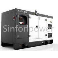 供应一汽锡柴系列柴油发电机组SW-30超静音