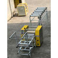 YS-600*600热转印设备拉链、织带滚筒印花机