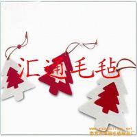 【性价比高】供应新款高品质可爱圣诞挂件 做工精细布艺节庆挂件