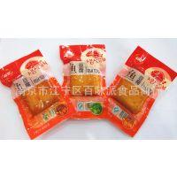 新品  海望 鱼豆腐 原味/烧烤/香辣味 鱼肉+鸡蛋豆腐休闲一箱10斤