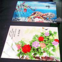 PVC彩色3d打印机 玻璃陶瓷个性印花机 影楼相册纸浮雕彩绘机