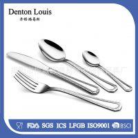 西餐餐具不锈钢刀叉镜面抛光餐具不锈钢刀叉超市酒店餐厅用具