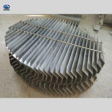 除雾器的主要设计参数 叶片间距 除雾器的冲洗水压水量 河北华强聚丙 玻璃钢 PVC