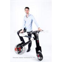 ET Skoota smart Kbike智能概念折叠电动摩托车 户外电动自行车