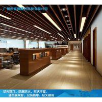 供应广州建材粉末U型铝方通天花吊顶│规格定做,性价比,服务做好