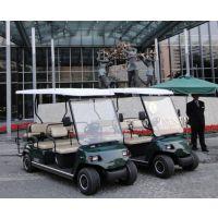 楼盘四座高尔夫球车 酒店用品观光高尔夫球车 别墅酒店电动高尔夫车
