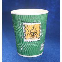 供应2015年新款咖啡纸杯,12盎司纸杯,上海地区送货上门