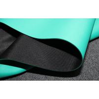 弹性皮带 绿黑平皮带 橡胶弹性传动带