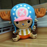 逸萌玩具 海贼王公仔玩偶 毛绒玩具 创意玩偶 毛绒定制