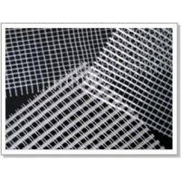 供应鸿宇筛网耐碱玻璃纤维工地网格布