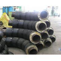 聚乙烯黑黄夹克管经销商 玻璃棉直埋蒸汽保温管