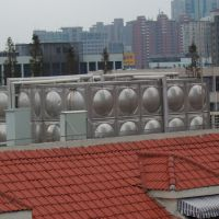 西安不锈钢水箱 西安厂家直销各材质方形水箱 耐用抗腐蚀 水处理设备 RJ-T57