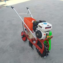 施肥机农用多功能电动播种机果园施肥机械