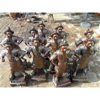 重庆铸铜关公,昌宝祥铜雕关公像,供应铸铜关公