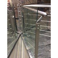 东莞护栏厂家 罗湖车站火车站案列工程 高档豪华不锈钢玻璃护栏