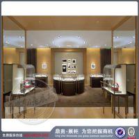 广州鼎木制高端贵珠宝展柜JS-02
