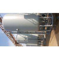 厂家直销24立方油田下灰罐,气动重晶石粉下灰罐