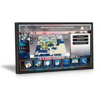 供应湖北襄樊55寸壁挂式液晶显示器连锁店用高清液晶显示屏