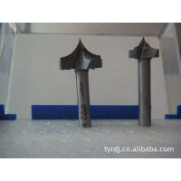 尖嘴刀 开口雕刻刀 木门成型刀 花线刀 木工铣刀 雕刻机专用