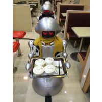 餐饮机器人特点 餐饮机器人市场分析